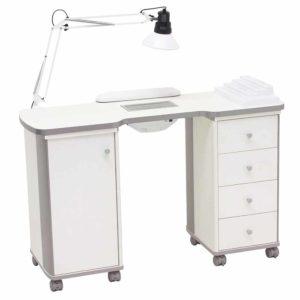 AGV Group, Tavolo manicure accessoriato, Nat Table