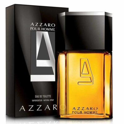 profumo azzaro pour homme