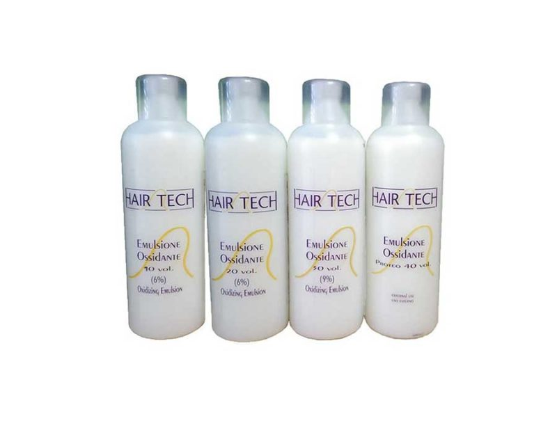 Hair tech emulsione ossidante