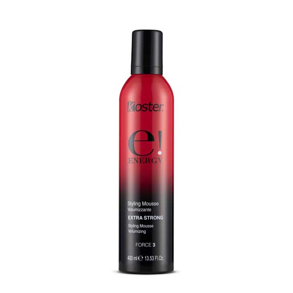 Koster mousse volumizzante extra strong