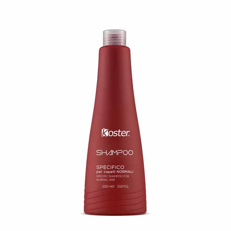 Koster shampoo capelli normali