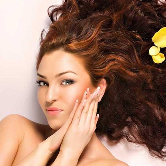 Cura dei capelli professionale