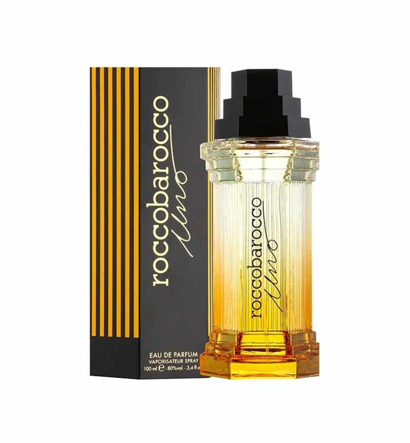Roccobarocco uno, eau de parfum, profumo donna