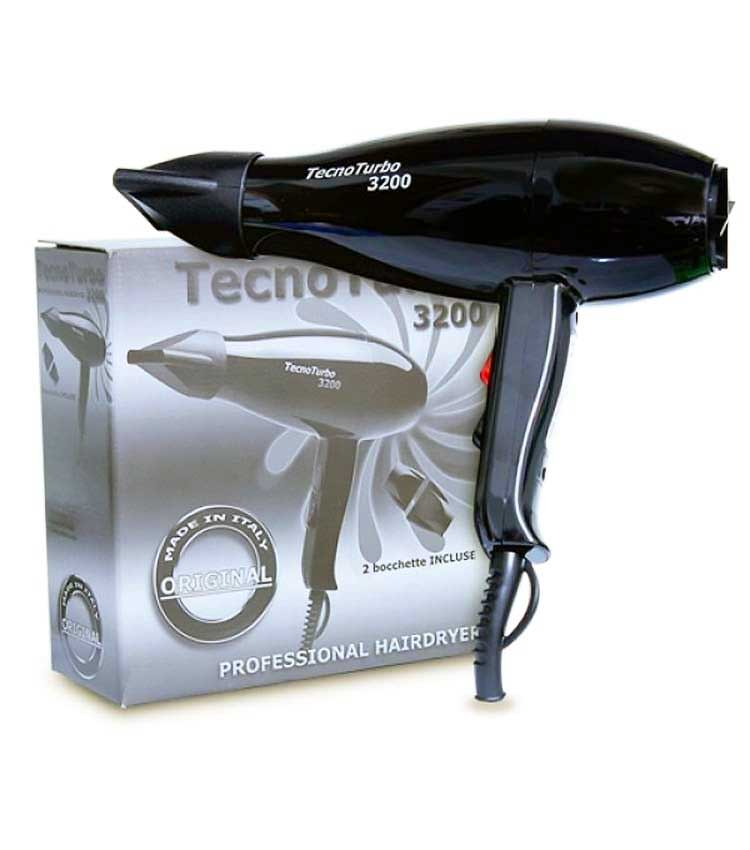 Phon tecno turbo 3200, asciugacapelli professionale
